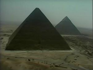Vision esotérique de l'Egypte : les pyramides.