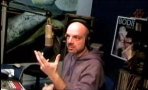 Laurent Fendt, animateur à la radio ici et maintenant, sur les chamanes shipibo et l'ayahuasca