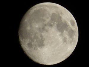 Photo lune 2