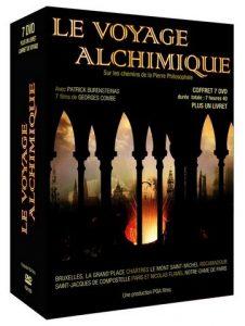 Le voyage alchimique de George Combe et Patrick Burensteinas