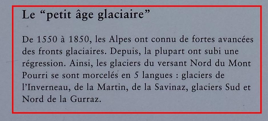 Mini âge glaciaire
